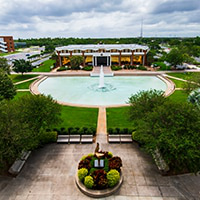UCF's Reflecting Pond